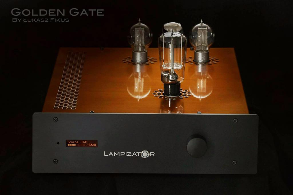 LampizatOr Golden Gate DAC