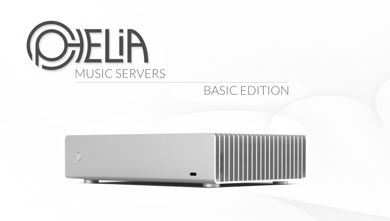 Ophelia PC-Based Music Server Basic Edition