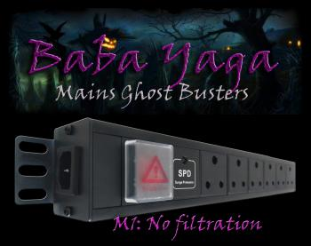 Baba Yaga Model 1 mains distribution adaptor