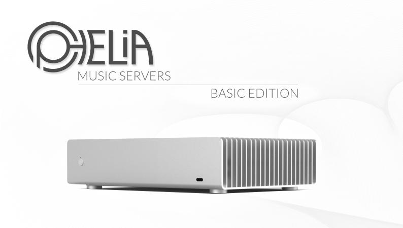 Ophelia PC-Based Music Server Basic Edition