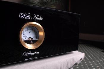 Wells Audio Akasha Amplifier