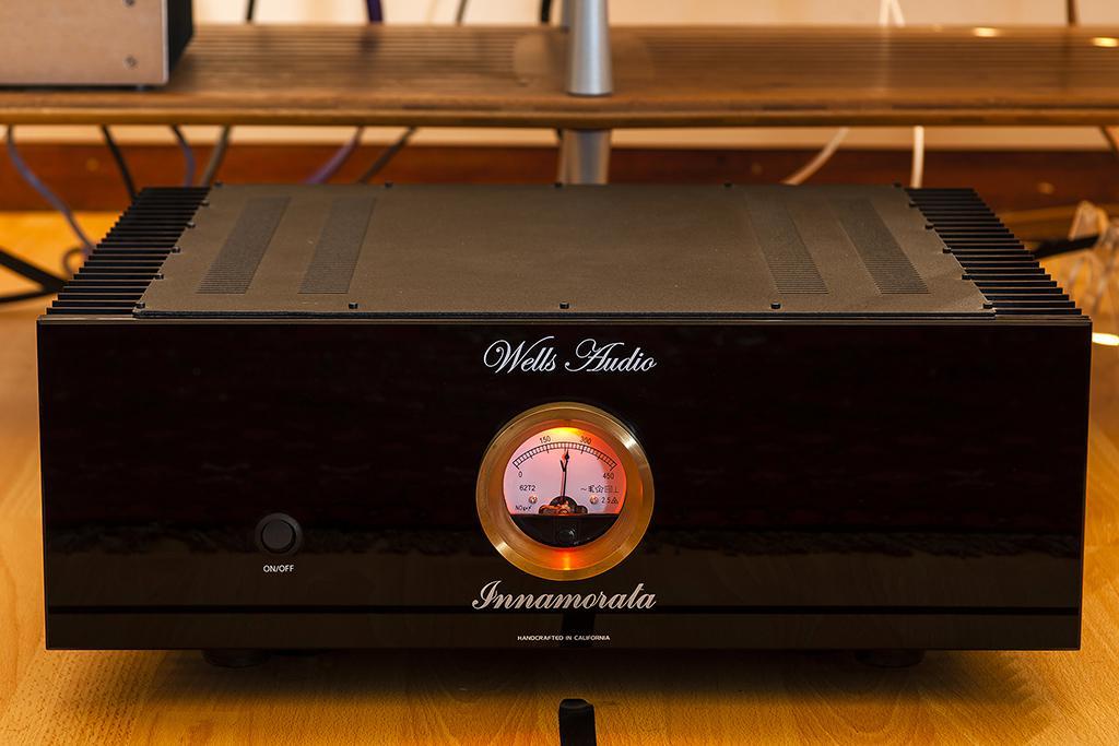Wells Innamorata, Class AB Power Amplifier